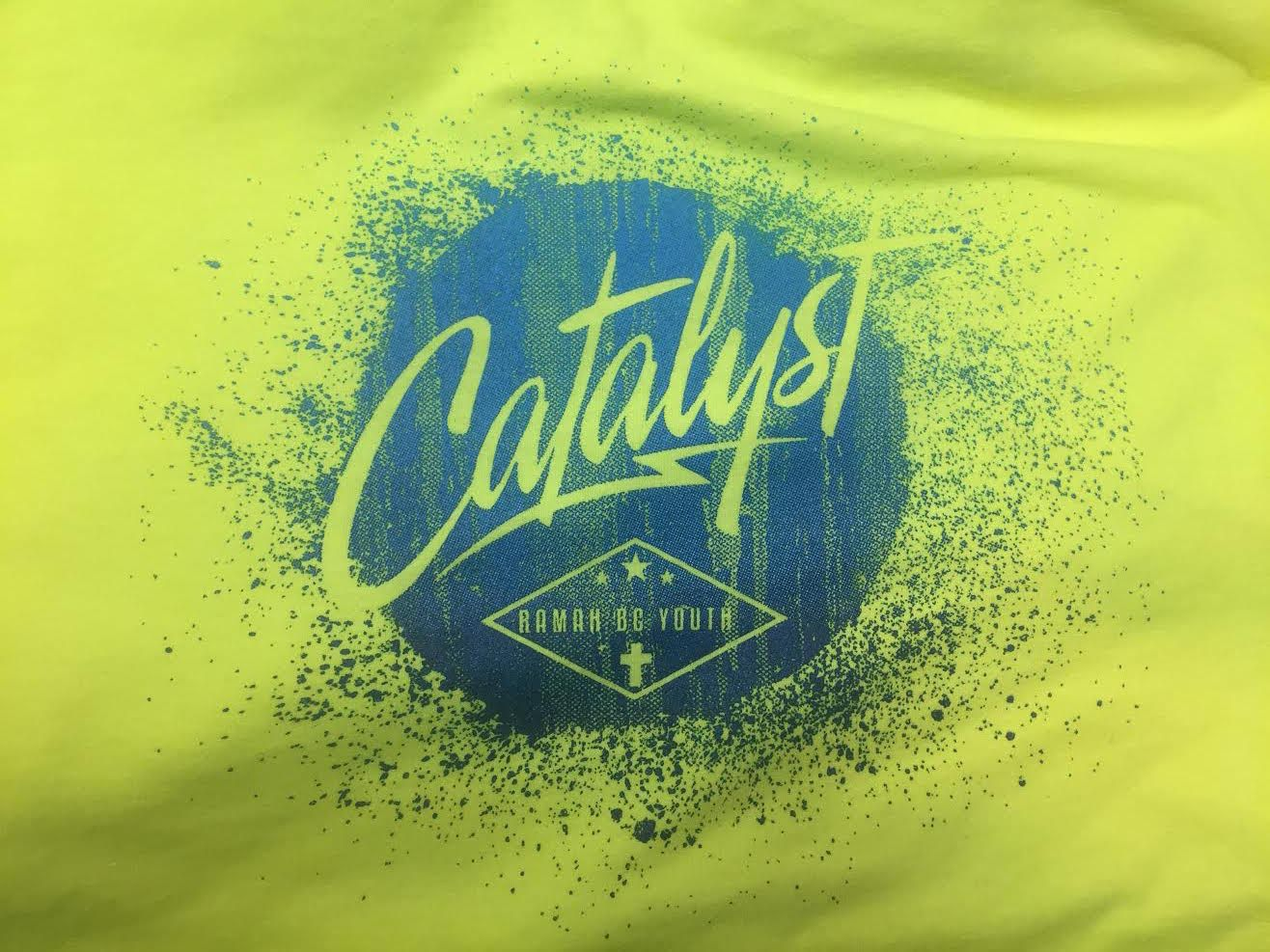 Catalyst Youth Group T Shirt Design By Ministry Gear Youth