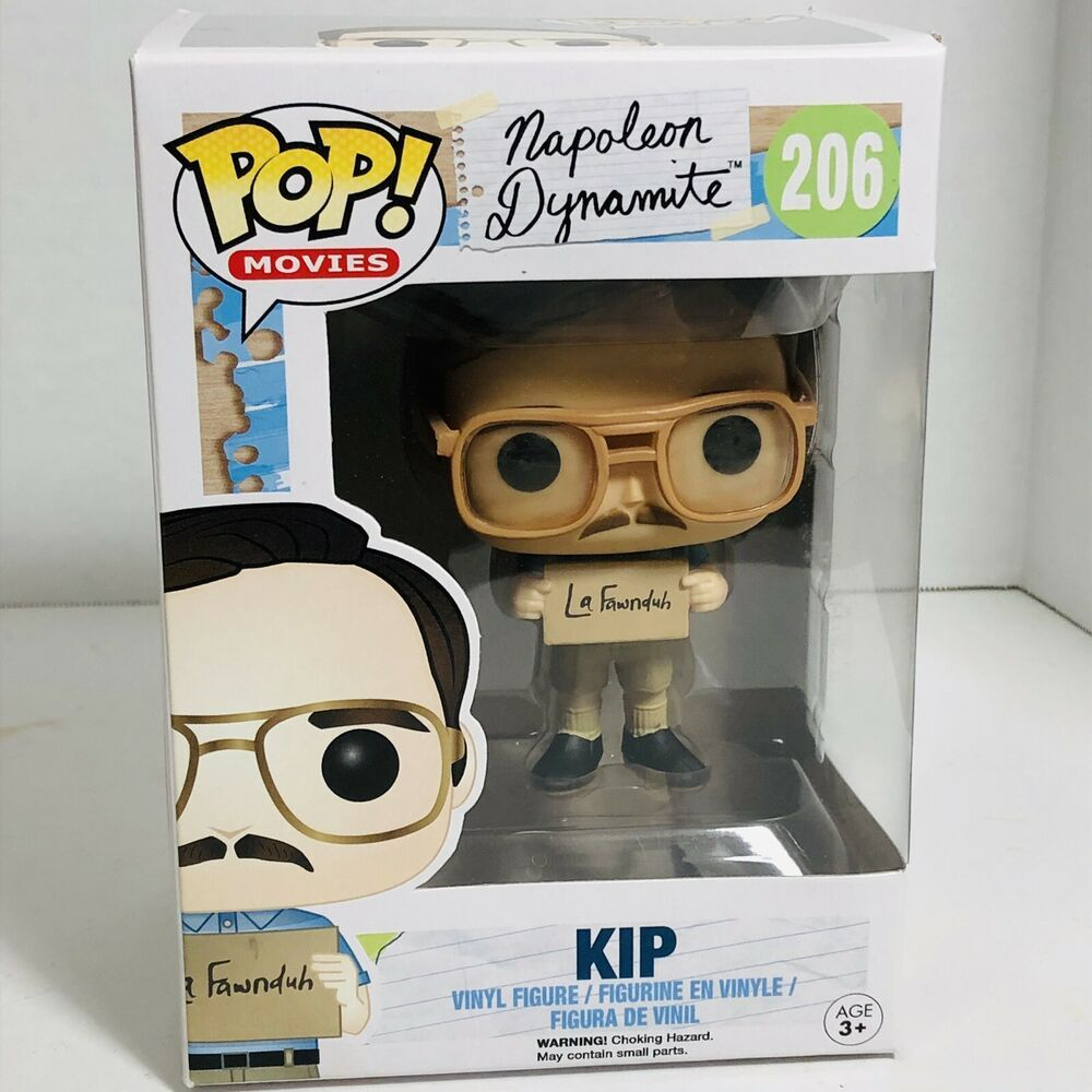 Napoleon Dynamite Deb Pop FunKo Free Shipping! Vinyl Figure
