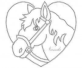Leuke Paarde Kleurplaat Pin Van Helloorganics Op For My Girl Malerei Schablonen