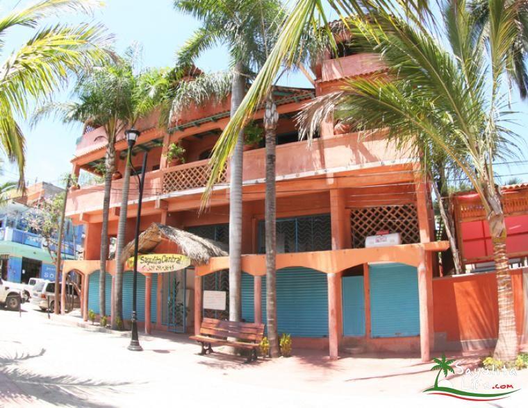 Hotel Sayulita Central In Mexico
