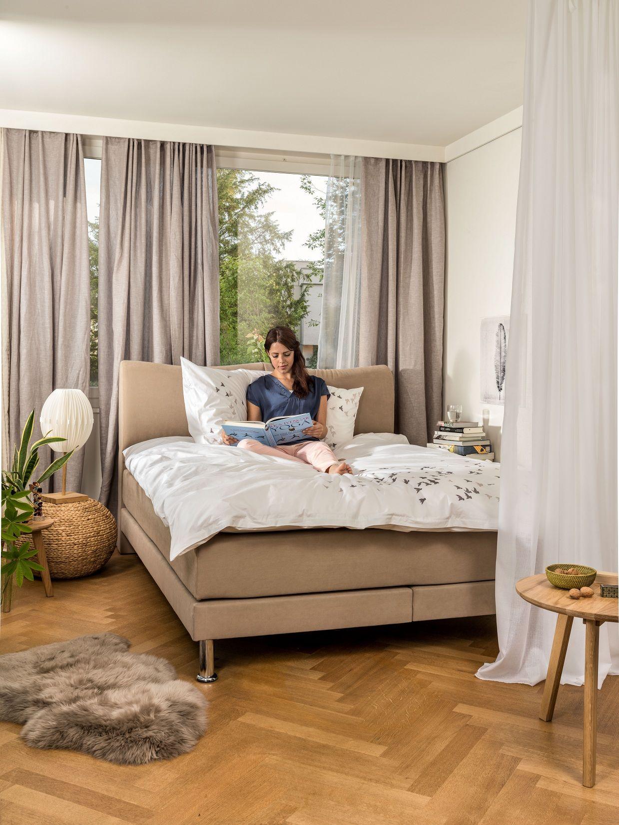 micasa schlafzimmer mit bett oakline wild | micasa schlafen