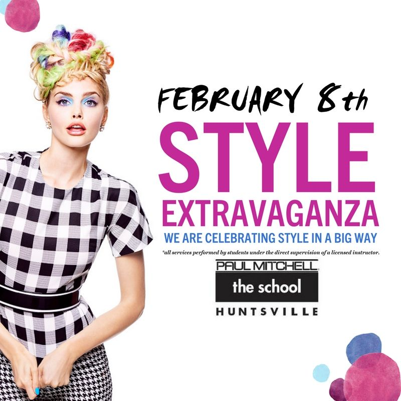 ONE DAY ONLY! Wednesday, February 8th ⇢ Join us for this