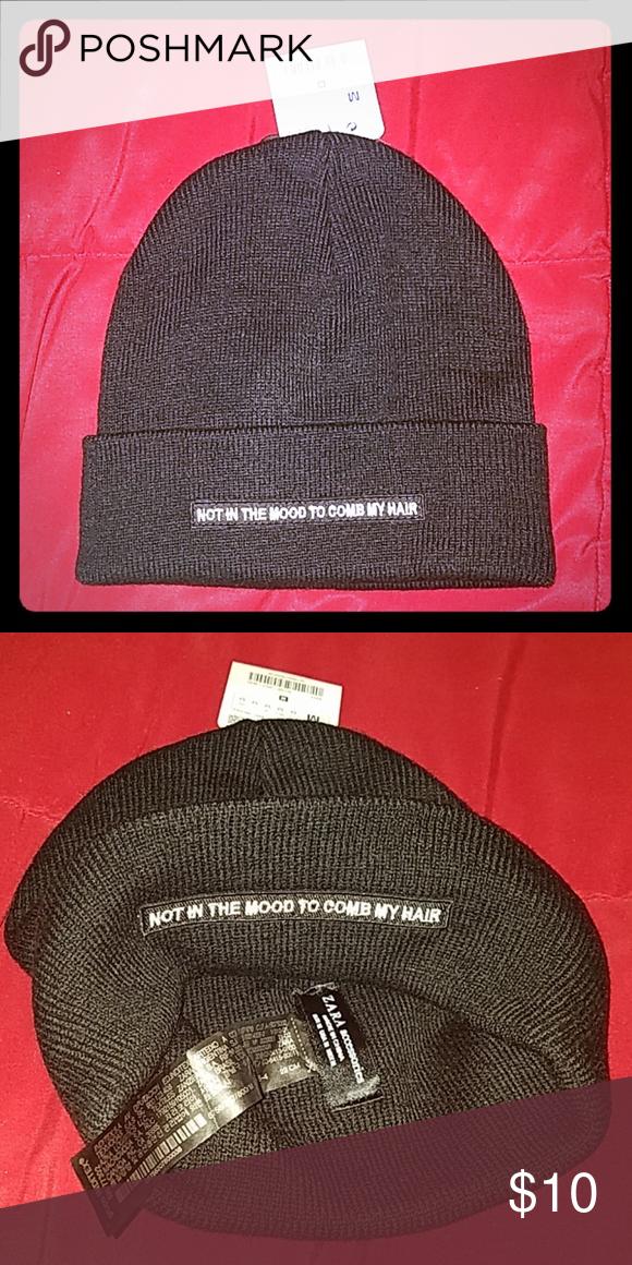 b4a3bae1792 ZARA Women s Hat