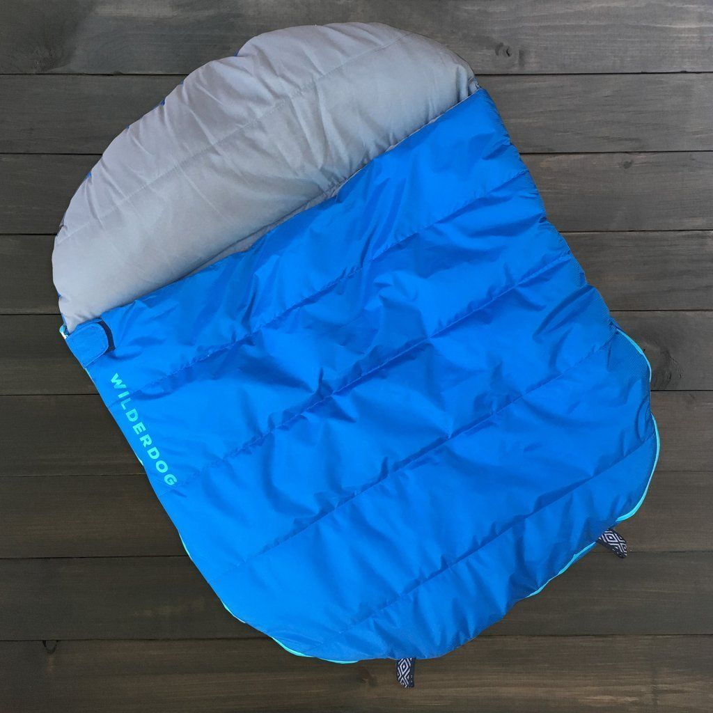 [Wilderdog] Sleeping Bag for Pets Durable Rip Stop 3/4
