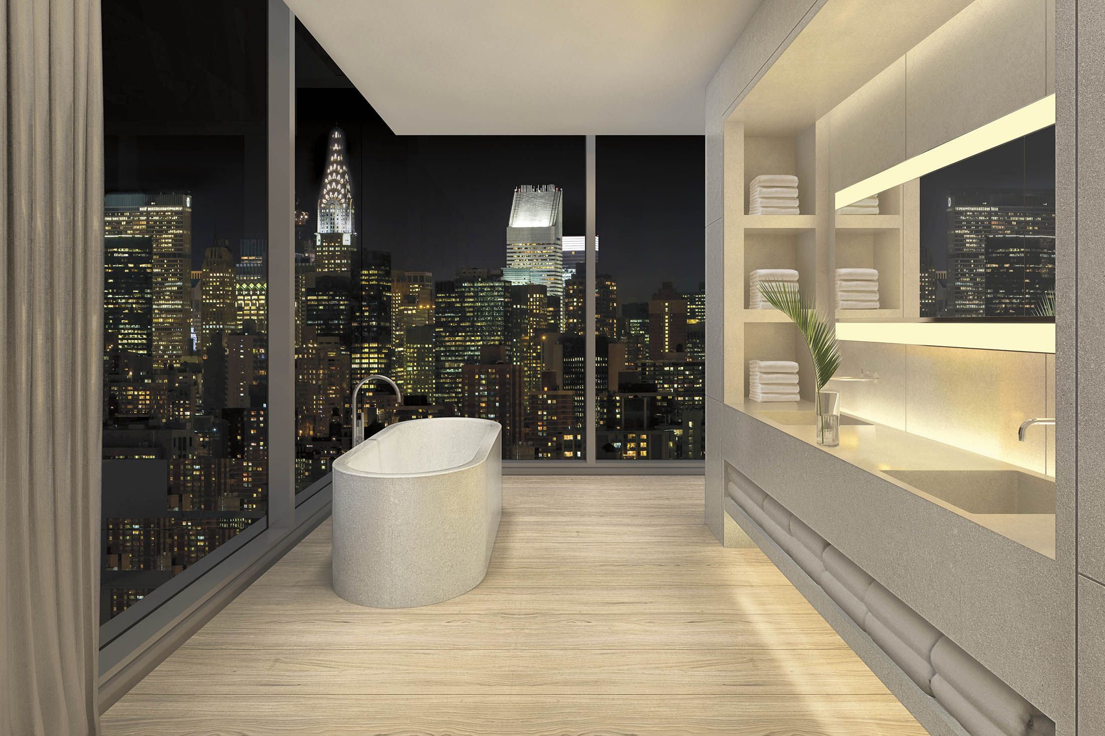 The Latest Must Have Trend In Luxury Real Estate Is Bathrooms