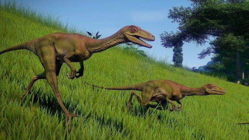 Jurassic World Evolution: Dr  Henry Wu züchtet den