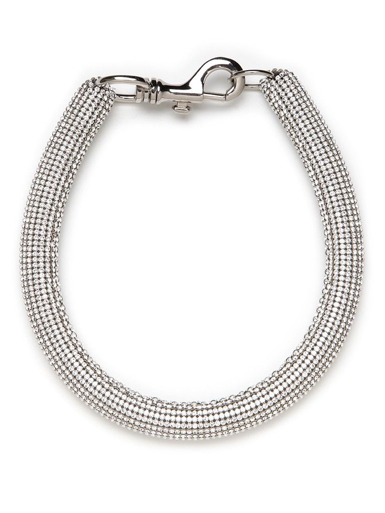 f4f8b6a8a2937 Atelier Swarovski by Christopher Kane Crystal Bolster Necklace ...