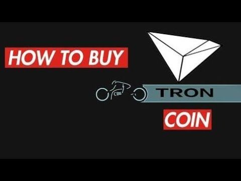 awesome #How to Buy Tron Coin (TRX) - CryptoCurrency Tutorial -VIDEO