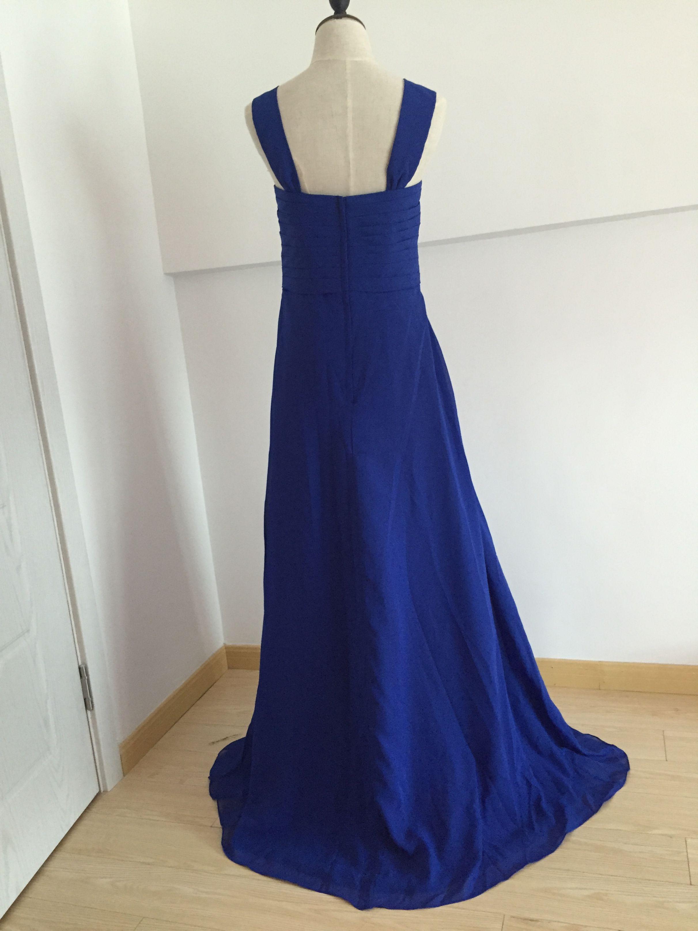 Prom dresses evening dresses long dresses blue prom dresses long