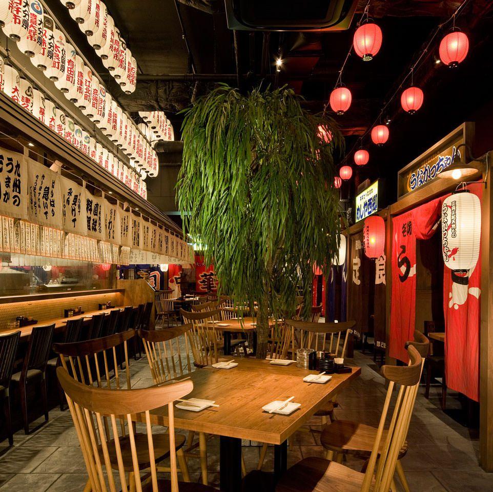 G A 日本料理店の設計 日本料理店のインテリア レストランのデザイン