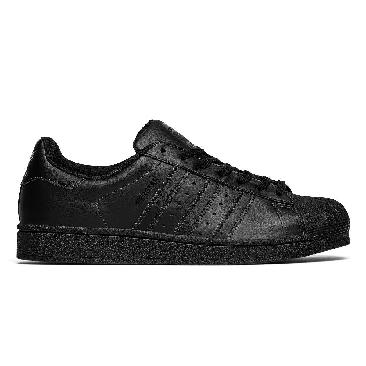 T�nis Adidas Superstar Foundation Preto