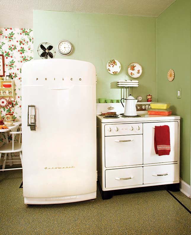 3 Appliance Options For Old House Kitchens Vintage Kitchen