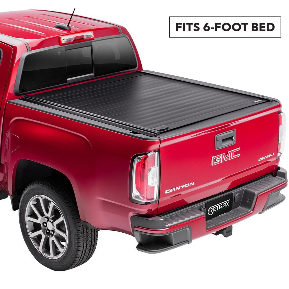 Retrax Pro Mx Tonneau Cover 15 19 Chevy Colorado Gmc Canyon 6
