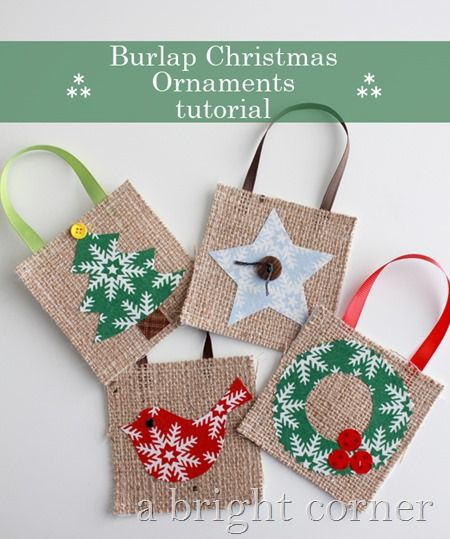 christmas projects popular most decor diy ideas burlap a decorations tree
