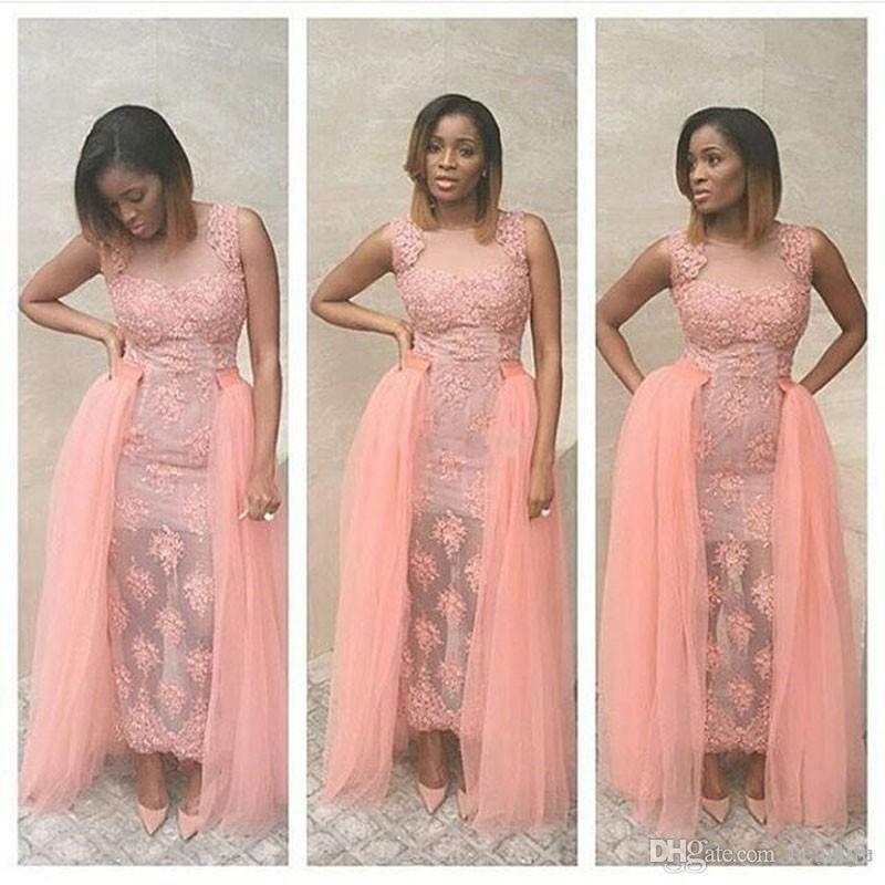 Résultats de recherche d\'images pour « detachable train prom gown ...