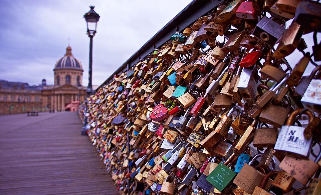 10 cosas románticas que hacer en París (que no sea amor-Bloqueo de ... (Messy Nessy Chic)