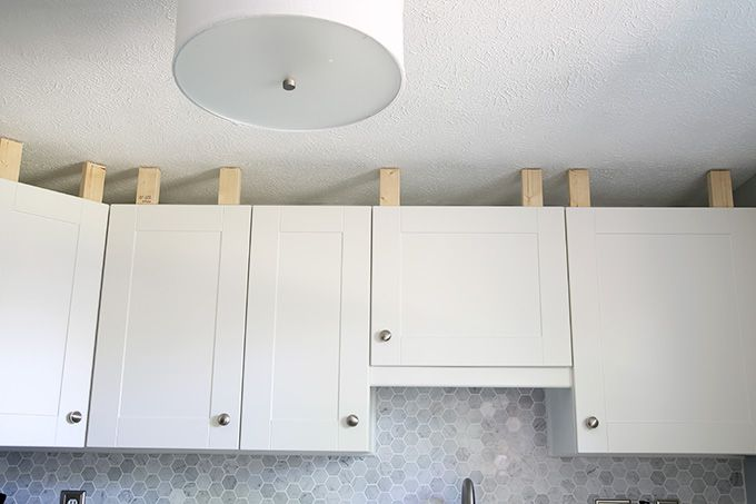 Luxury How to Install a Crown Molding to Kitchen Cabinets Trending - New how to add crown molding Awesome