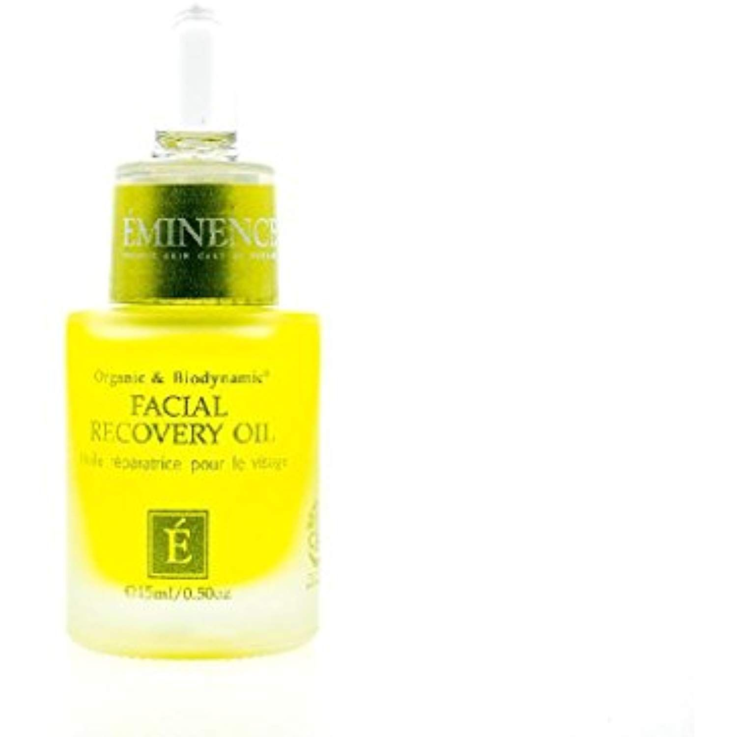 Eminence Organic Skincare Facial Recovery Oil 0 5 Ounce Click