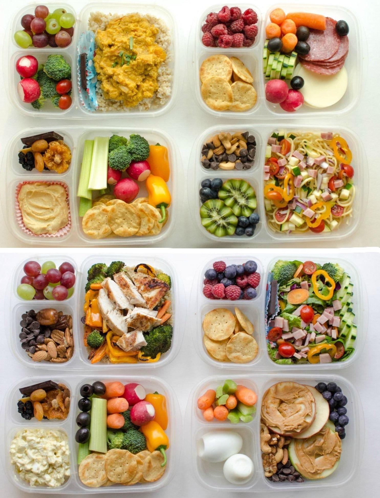 23 idees de crazy lunch box recette