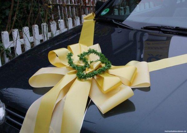 goldene hochzeit deko auto hochzeitsdekorationen autodekos pinterest. Black Bedroom Furniture Sets. Home Design Ideas