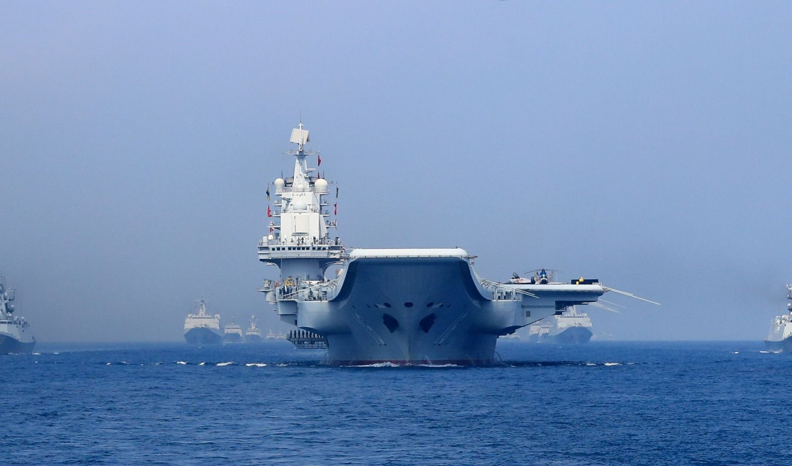 China Just Decided Against A Six Aircraft Carrier Fleet