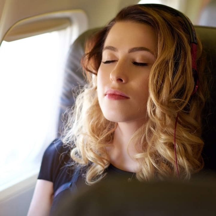 What to do when your ears get clogged on a plane