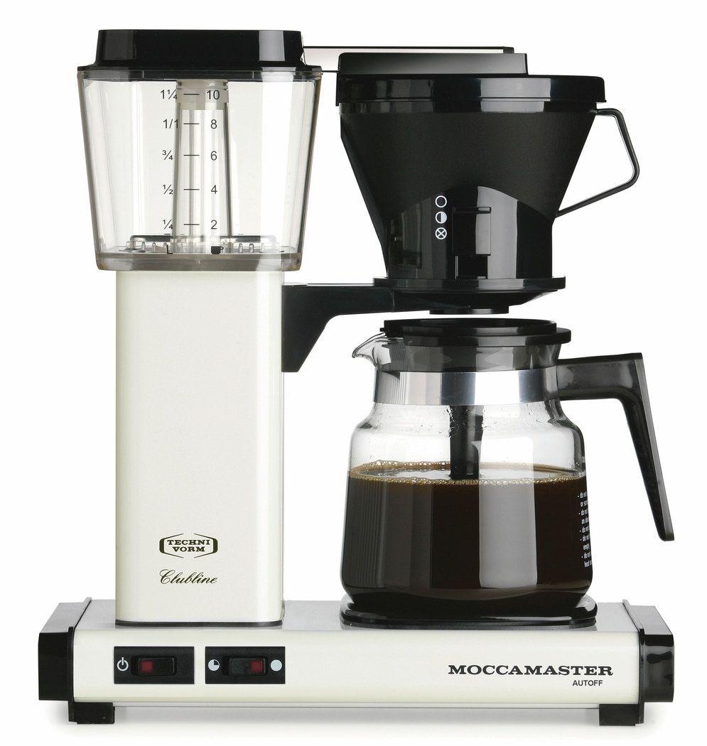Moccamaster kaffemaskine KB952 AO Kaffemaskine, Kaffe