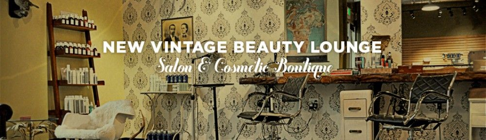 new vintage beauty lounge making portland beautiful daily salon decor ideas pinterest. Black Bedroom Furniture Sets. Home Design Ideas