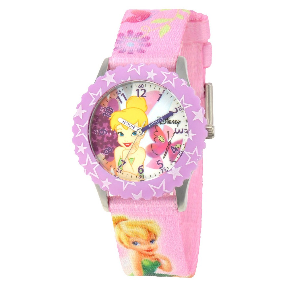 Kidus disney tinker bell watch pink ad great gift ideas