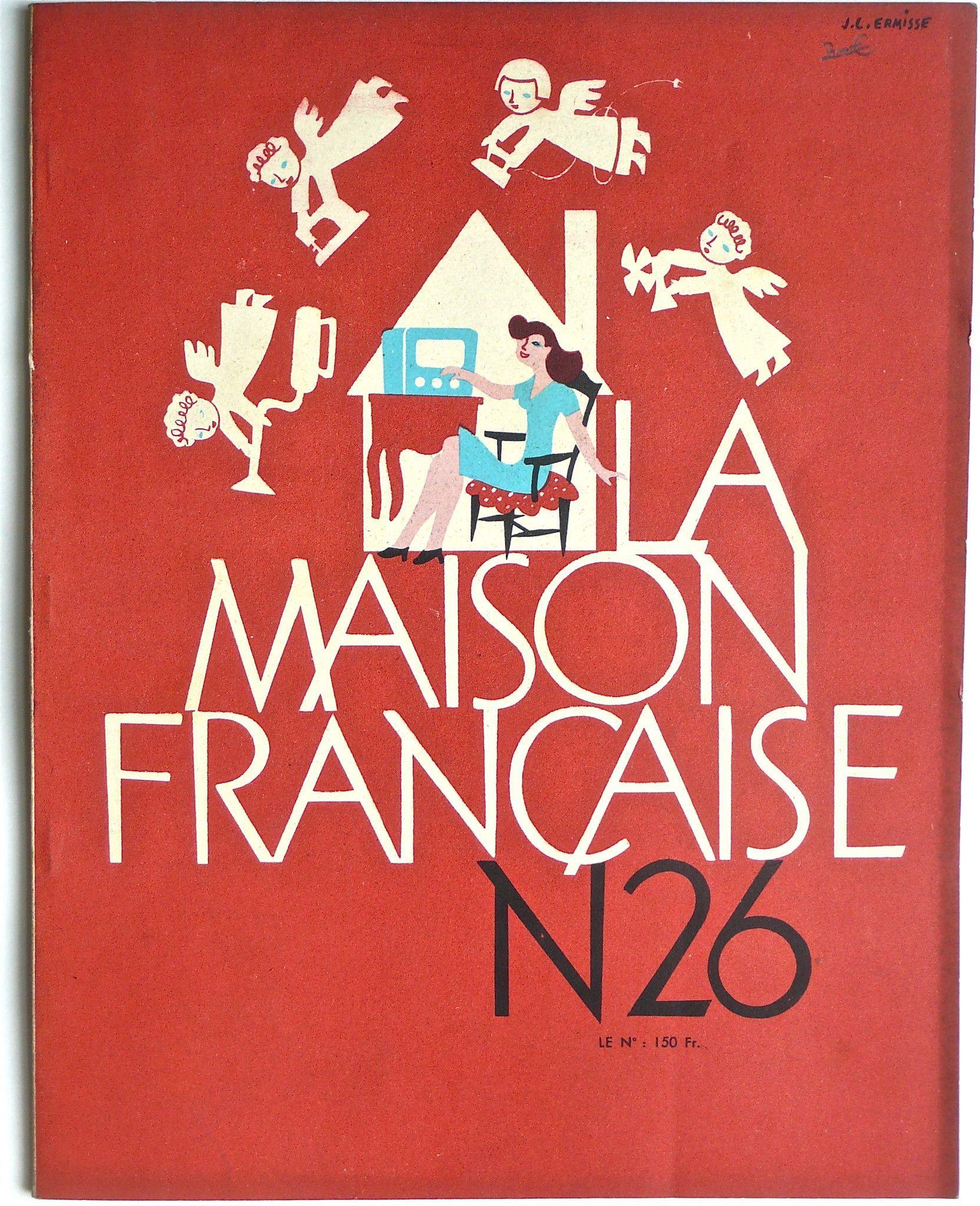 La Maison Francaise no 26