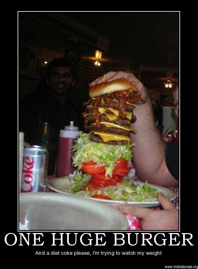 the heart attack grill have diet soda