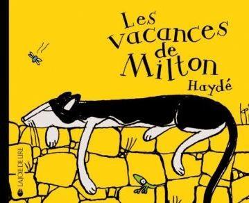 Chuuuut ne dérangez pas Milton !!!!