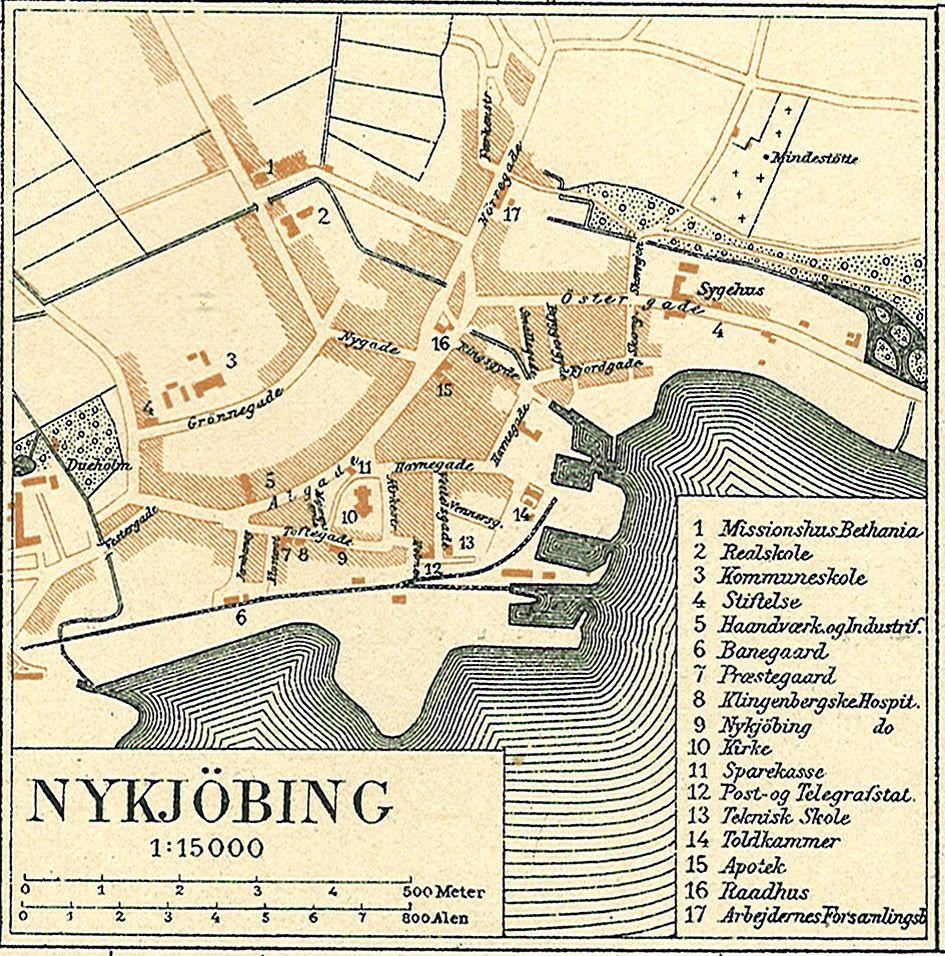 Aksel Nielsen A Fugitive Crosses His Tracks 1933 Nykobing