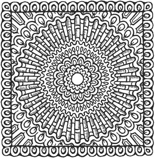 The Best Mandala Coloring Books