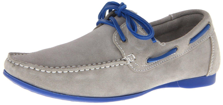 d572ef2a758b Amazon.com: Kenneth Cole REACTION Men's Total Contrast Boat Shoe ...