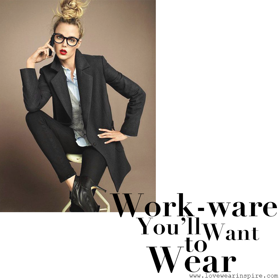 Workware Youull Want to Wear  Dress for Success  Pinterest