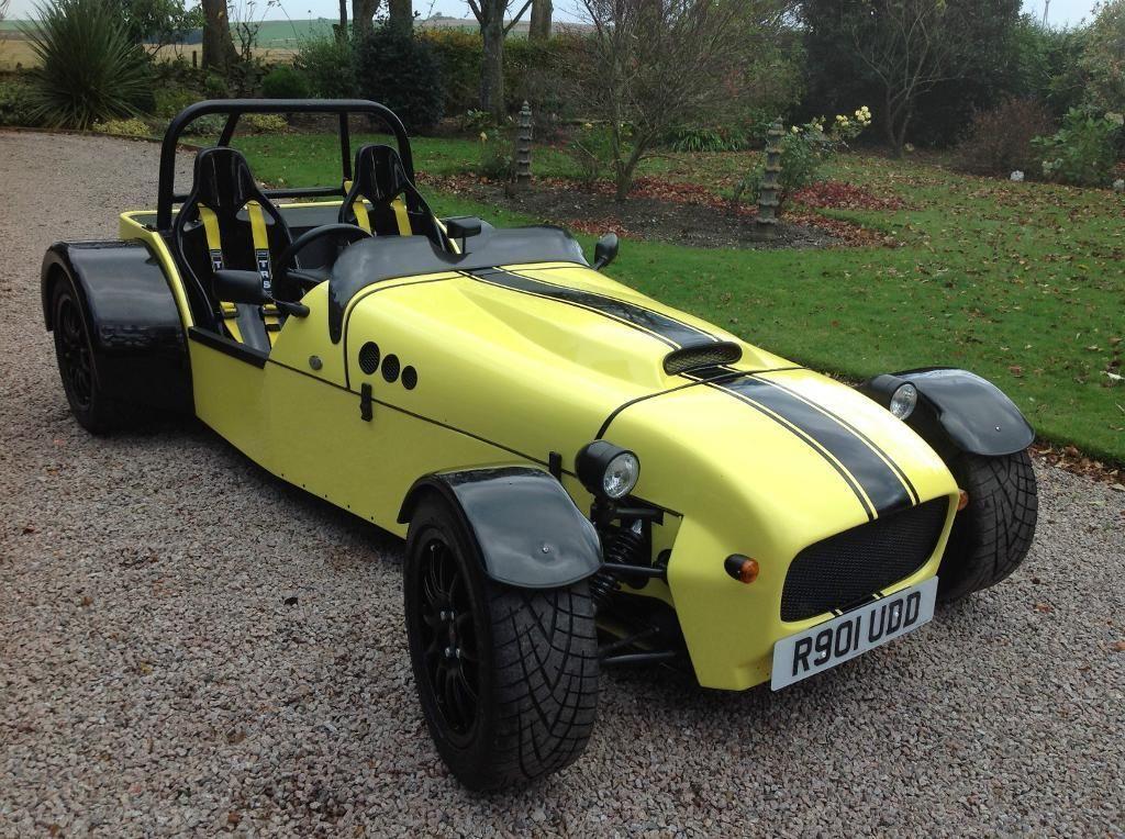 Kit Car 1 8 Mx5 Powered Simular To Westfield Caterham Locost Dax