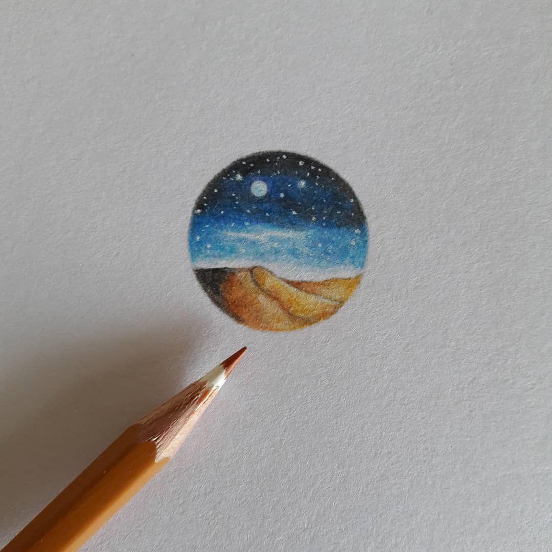 色鉛筆 水彩