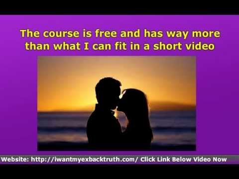 "How To MAKE Your EX WANT You BACK Again EVEN If You Tried EVERYTHING Else!  http://iwantmyexbacktruth.com/ Learn The Secret Psychology You NEED of ""how to make your ex want you back"" And in love all over again!    Here are direct links to the secrets of how to get your ex back    Women: how to make your ex want you back: http://www.secretstogethimback.com/ghbg-2    Men: how to make your ex want you back : http://www.secretstogetherback.com/ghbg-2"