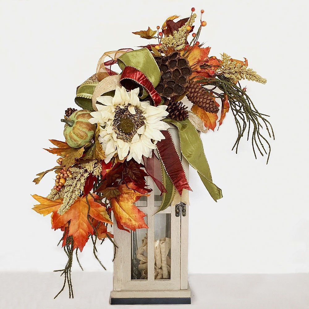 Fall Lantern Swag Cream Sunflower Gourd Acorns Maple Leave Berries, Fall Lantern Floral Arrangement, Fall Mantle Decor Table Decor #fallmantledecor Fall Lantern Swag Cream Sunflower Gourd Acorns Maple Leave Berries, Fall Lantern Floral Arrangement, Fall Mantle Decor Table Decor #fallmantledecor Fall Lantern Swag Cream Sunflower Gourd Acorns Maple Leave Berries, Fall Lantern Floral Arrangement, Fall Mantle Decor Table Decor #fallmantledecor Fall Lantern Swag Cream Sunflower Gourd Acorns Maple Lea #fallmantledecor