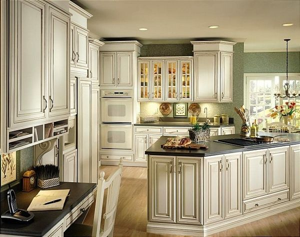 Almond Kitchen Cabinets  Google Search  Rooms I Love  Pinterest Magnificent Kitchen Cabinets Menards Design Ideas
