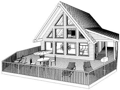 The Mount Vernon Home Building Kits Lake House Plans Pool House Plans Home Building Kits