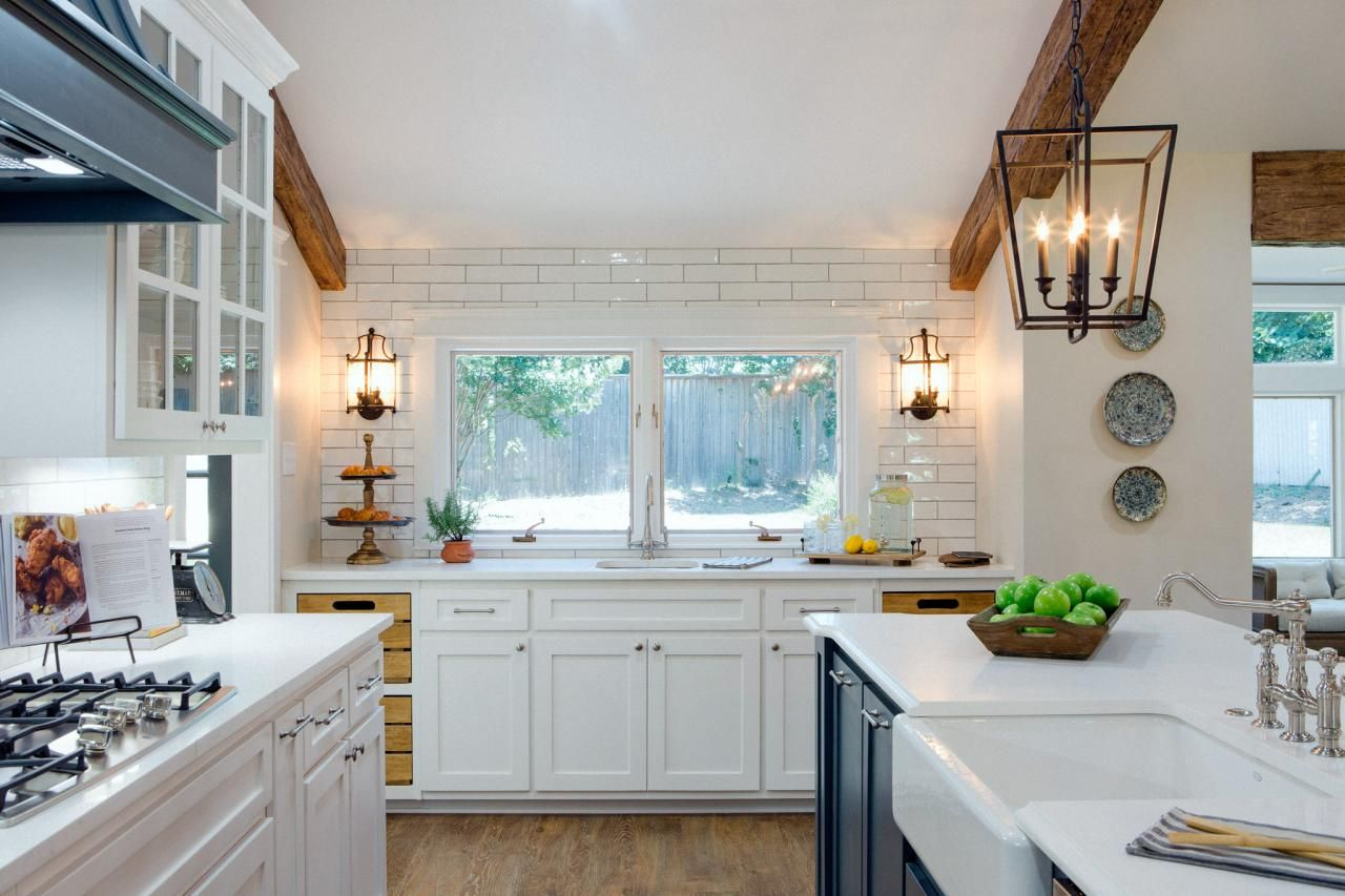 Fixer Upper\' Season Four Kicks Off With a Bang | kitchen remodel ...