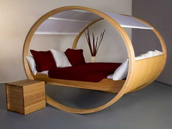 35 Unique Bed Designs for Extravagantly Customized Bedroom ...