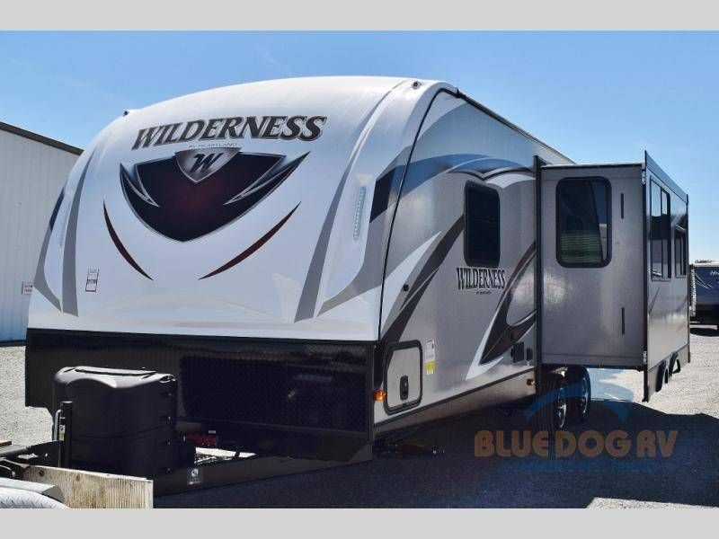 2017 Heartland Wilderness 2750rl Travel Trailers Rv For Sale In