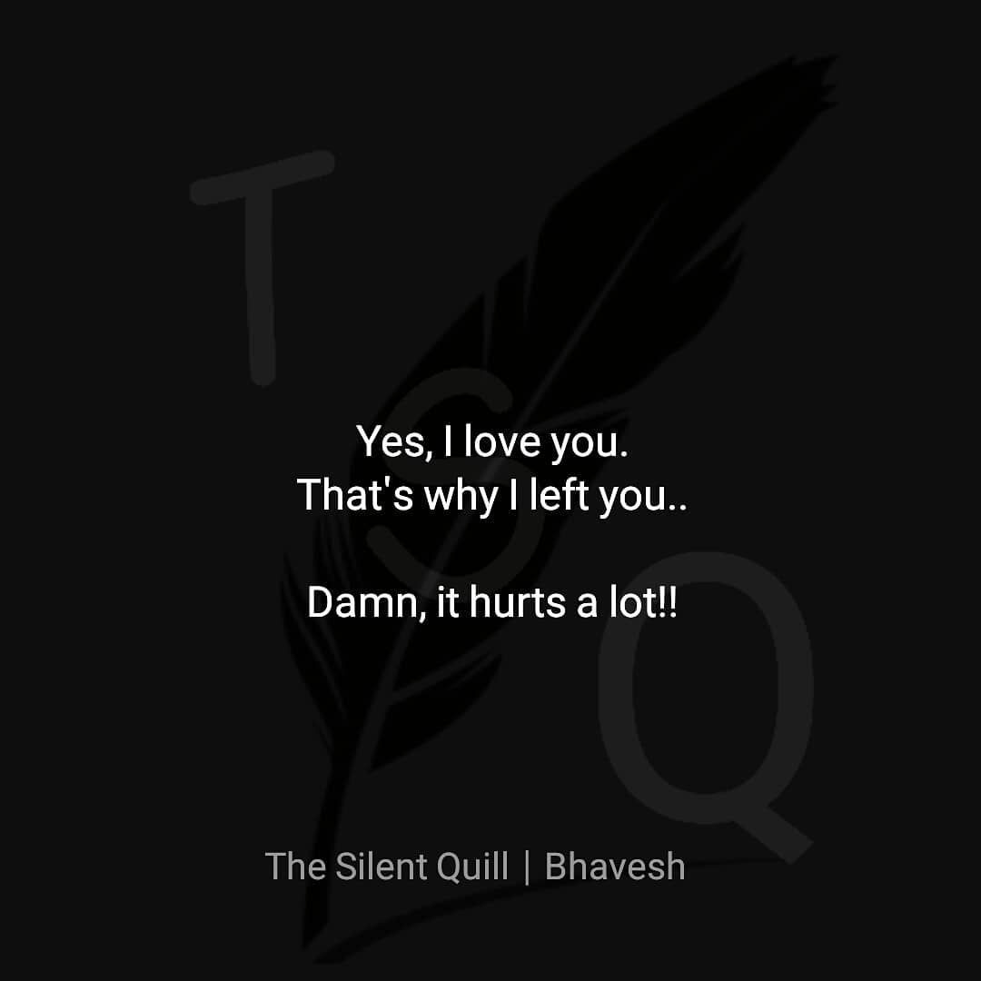 4 659 Likes 29 Comments The Silent Quill Thesilentquill On Instagram By The Lazy Texter Thesile Silent Love Quotes Strong Girl Quotes Heart Quotes