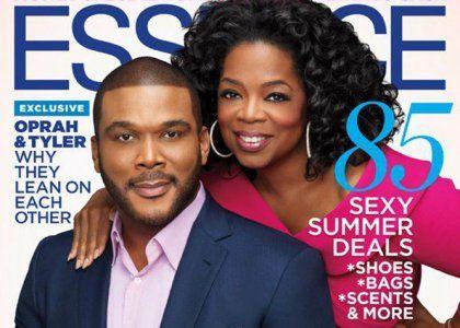 tyler perry Oprah Essence Magazine