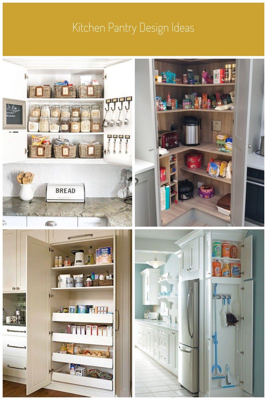 Gehen Sie In Speisekammer Gehen Sie Speisekammer Speisekammerklein Corner Pantry Shelving Ideas Gehen Si In 2020 Kitchen Pantry Design Pantry Design Diy Pantry Cabinet
