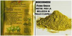 BIOCOSMESI: FIENO GRECO (METHI) PER LA BELLEZZA DELLA PELLE E ...