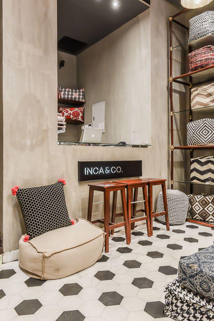 Inca And Co Fabric Concept Store Zamalek Egypte ©BintiHome